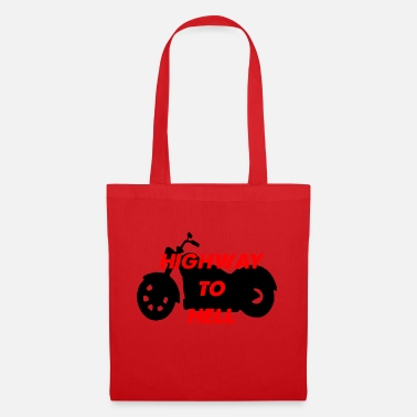 Road To Hell highway to hell - Tote Bag
