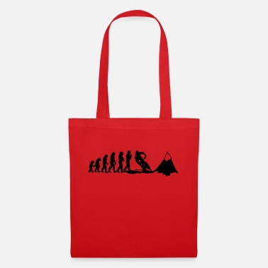 Evolution mountain bike evolution - Tote Bag
