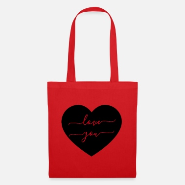 Love You LOVE YOU - LOVE YOU - LOVE - Tote Bag