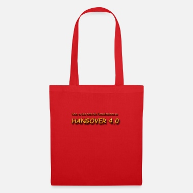 Guys Night Out Hangover 4.0 - Tote Bag