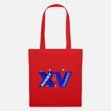 Lyon Rugby Toulousain XV TRAINING blue - Tote Bag