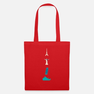 Attractive Attractions - Tote Bag