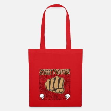 Street Fighter street fighters - Tote Bag