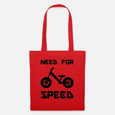 Need for Speed Balance Bike - Tote Bag