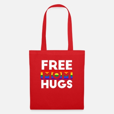 Free Hugs Free Mom Hug Gay Pride LGBT - Tote Bag
