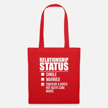 Career Relationship status taken by super hot Acute Care - Tote Bag