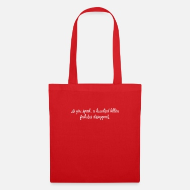 Party as you speak a hundred billion failures dissappear - Tote Bag