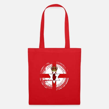 Northern Ireland Symbols Northern Ireland symbol country gift - Tote Bag