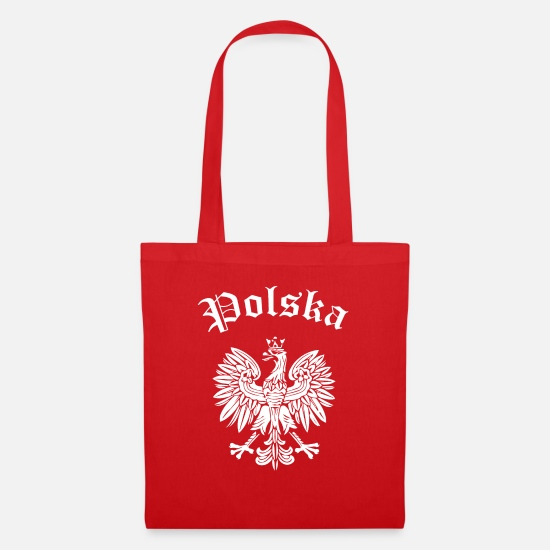 Gift Idea Bags & Backpacks - Poland - Tote Bag red
