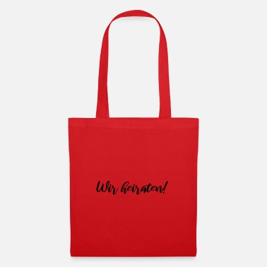 Marry Marry - Tote Bag
