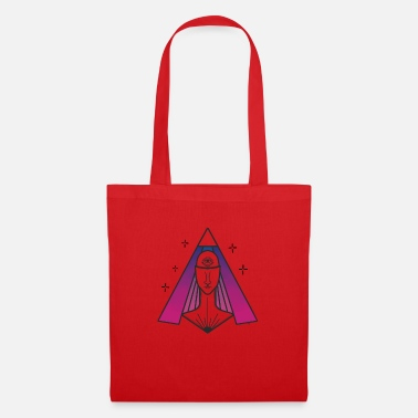 Hipster Hipster Shirt • Third Eye • Hipster Gift - Tote Bag