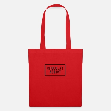 Addict Chocolate - Borsa di stoffa