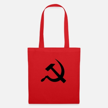 Cccp hammer_and_sickle - Tote Bag