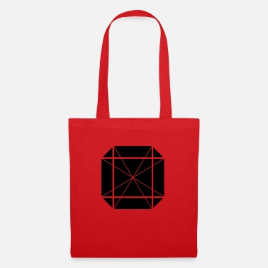 Jewelry Gemstone 2 black - Tote Bag