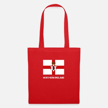 Northern Ireland Symbols Northern Ireland flag country gift - Tote Bag