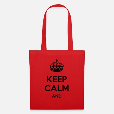 Ww2 Keep calm and... - Tote Bag