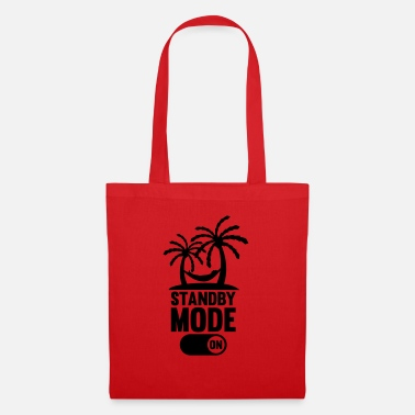 Froid standby_mode_on_f1 - Sac en tissu
