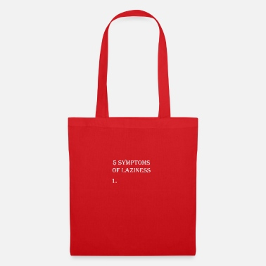 Lazy lazy laziness lazy lazy nix do nothing - Tote Bag