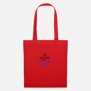 Commercial Commercial Diver - Tote Bag