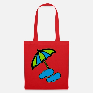 Beach Umbrella Beach umbrella - Tote Bag