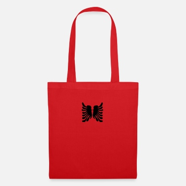 Angelwings Albania wings, Angelwings, - Tote Bag