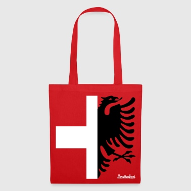 Albania Switzerland Francisco Evans ™ - Borsa di stoffa