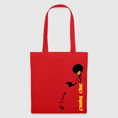 funky chic - Tote Bag