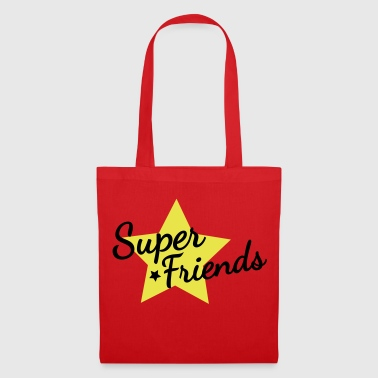super friends super amici - Borsa di stoffa