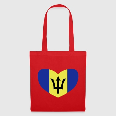 Love Barbados - Tote Bag