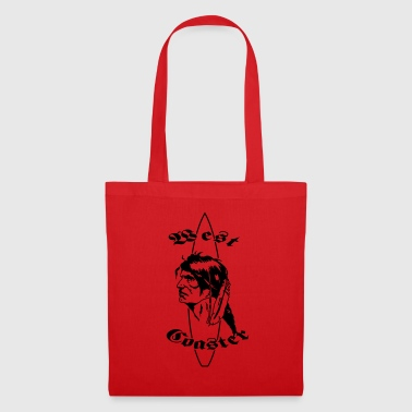 West Coaster Indians - Tote Bag