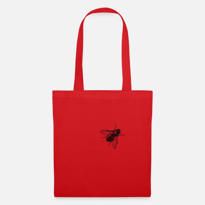 Fly Bags & Backpacks - fly - Tote Bag red