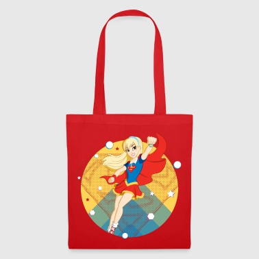 DC Super Hero Girls Supergirl - Tas van stof