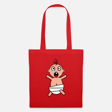 Cry Baby Baby cry - Tote Bag