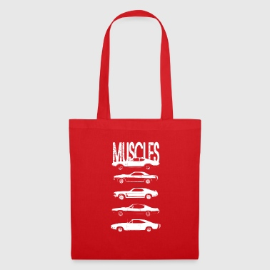 Muscles cars - Tote Bag