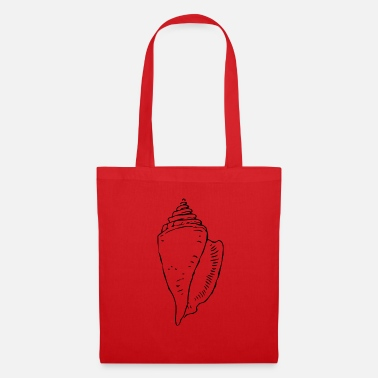 Coquillage coquillage - Tote Bag