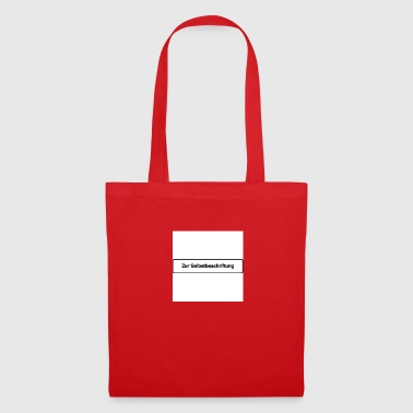 Evening even labeling - Tote Bag