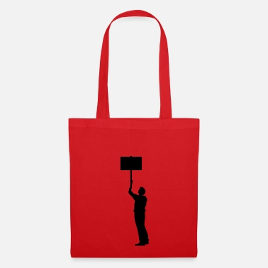 Protest protester - Tote Bag