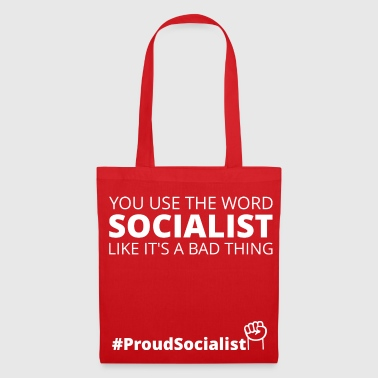 Proud Socialist - Tote Bag