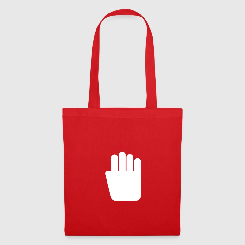 Picto main stop - Tote Bag