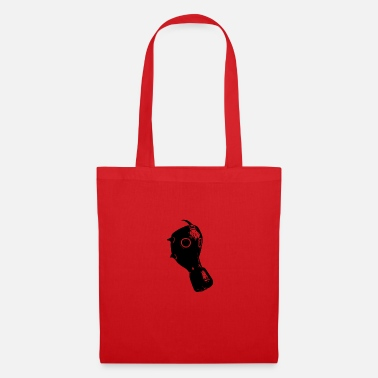 Gas Gas mask - Tote Bag