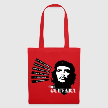 Che Guevara If you tremble with Indignation Frau - Stoffbeutel