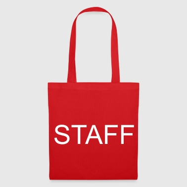 STAFF (Personnalisable) - Tote Bag