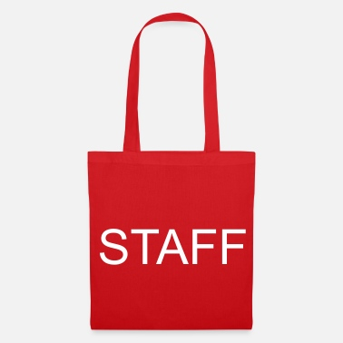 Staff STAFF (Personnalisable) - Tote Bag