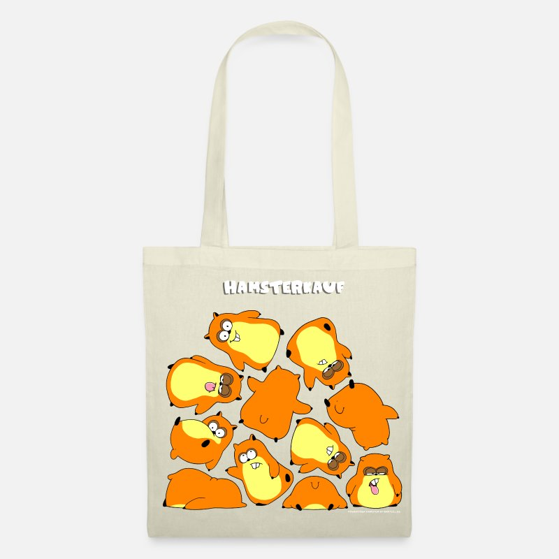 Hamsterkauf Total Tragebeutel Deluxe Tote Bag Spreadshirt