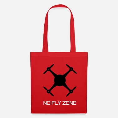 NO FLY ZONE - Tote Bag