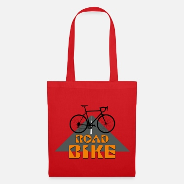 Road Bike Road Bike - Tote Bag