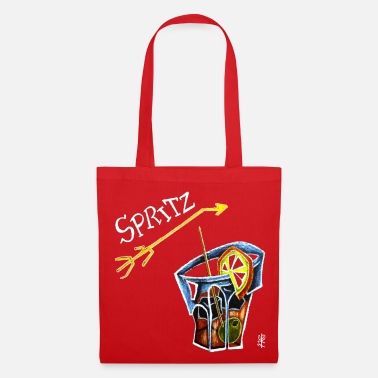 Campari Spritz Aperol Party T-shirts Venice Italy - Energy Drink - Tote Bag