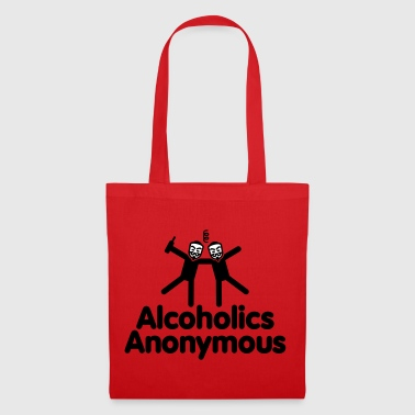 Alcoholics Anonymous - Tas van stof