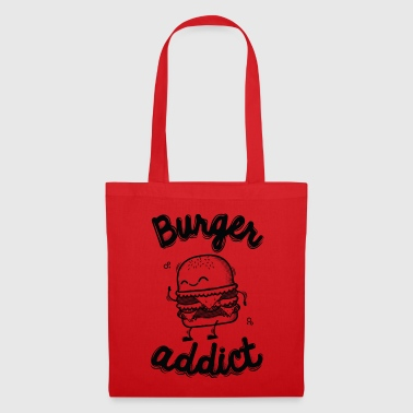 Burger Addict - Tote Bag