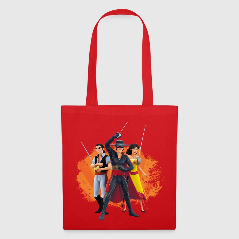 Zorro The Chronicles Ines Bernardo Don Diego - Tote Bag